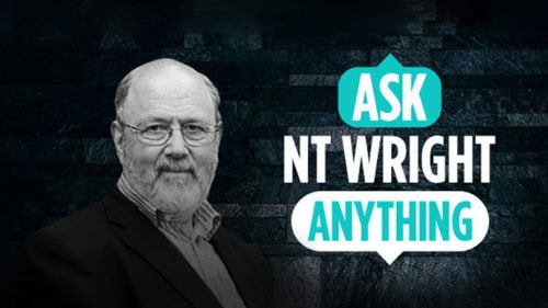 Ask Nt Wright Anything Hero
