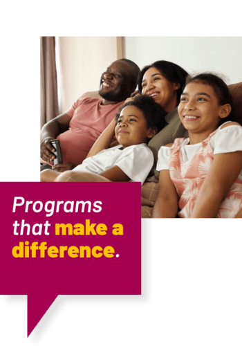 Programs Make Difference
