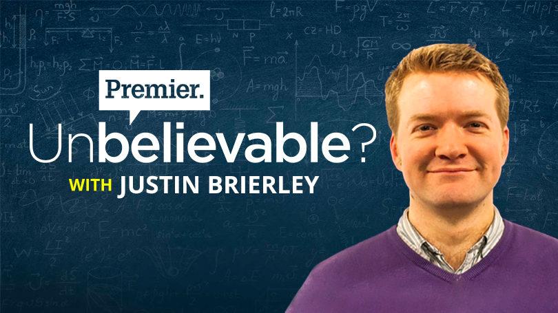 Unbelievable Justin Brierley