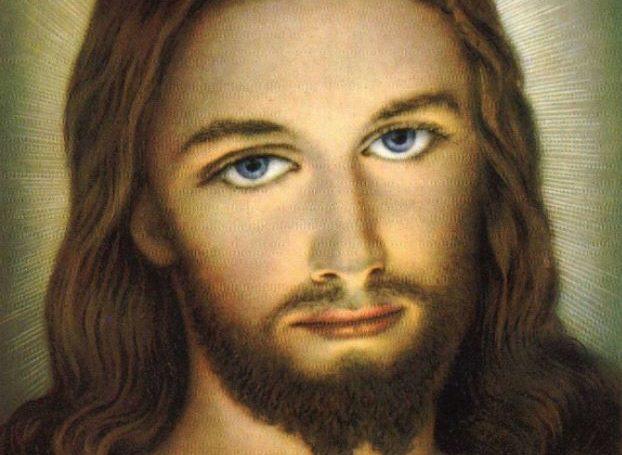 Jesus Blue Eyes